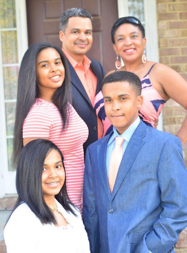 Aaron-Turpeau-Family